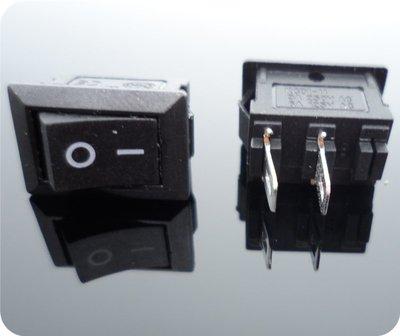 淘淘樂-微型迷你兩檔兩腳船型按鈕開關 電子小開關  DIY模型電路開關/15件起發貨/多件可議價