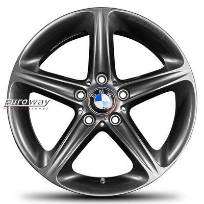 優路威 BMW 原廠264M 18吋前後配鋁圈 E82 E87 F20 F22 M135i X1 X3 M SPORT