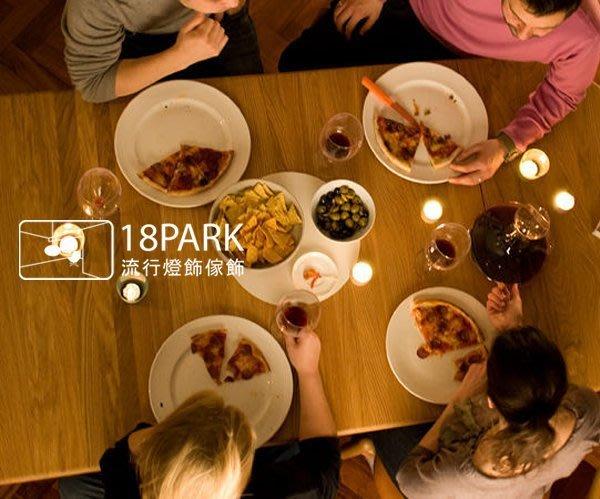 【18Park 】北歐簡約 Aoki [ 青木彩白橡伸縮餐桌 ]