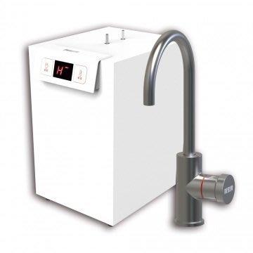 詢價再優惠 限量加贈長效除鉛淨水器 賀眾牌 廚下型節能冷熱飲水機  UW-2202HW-1 含基本安裝