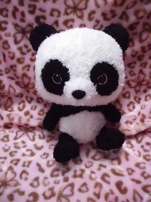 I2GO 愛二購 4165本通 日本進口 熊貓 貓熊 團團 圓圓 圓仔 絨毛玩偶 超小型