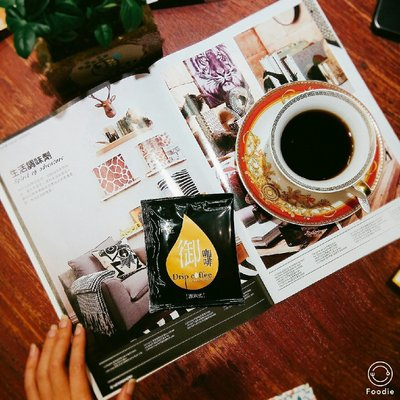 【元氣一番.com】買一贈一『海董濾掛式御咖啡』◎100%卡帝莫研磨咖啡 ◎新品上市!!