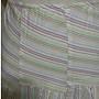 ~麗麗ㄉ大碼舖~大尺寸#1-3(28-29吋)白色條紋打摺側拉鍊式短裙~