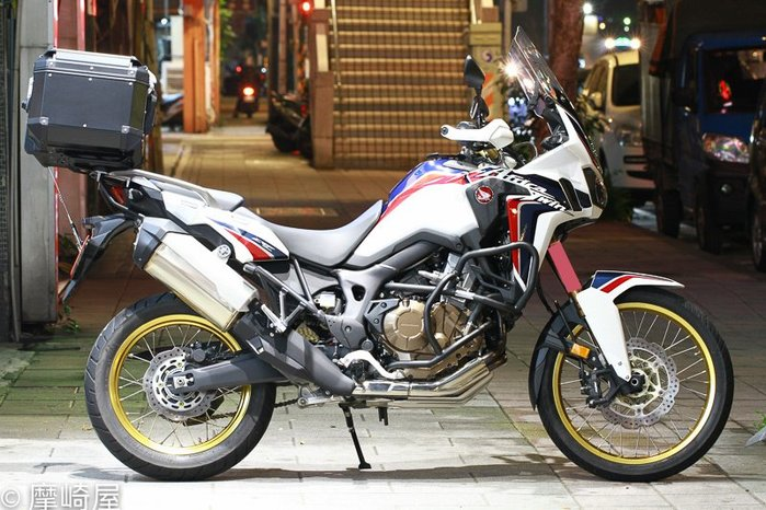 CRF1000保桿組合  - Outback Motortek  非洲雙保桿 Africa Twin