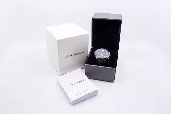【台中青蘋果】Emporio Armani 紳士時尚質感腕錶 AR2505 #15669