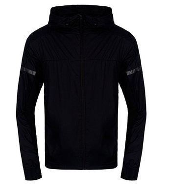 S.G ADIDAS WB BONDING 輕量版 風衣外套 黑色 全黑 防潑水 彭于晏 男款 連帽外套 B34627