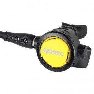 ((大海為舞)) AQUATEC RG-2100S(Y) 主用二級頭調節器 順流式二級頭調節器