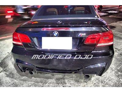 DJD20012935 BMW E93 後保桿套件 e92 325 330 335 318 320