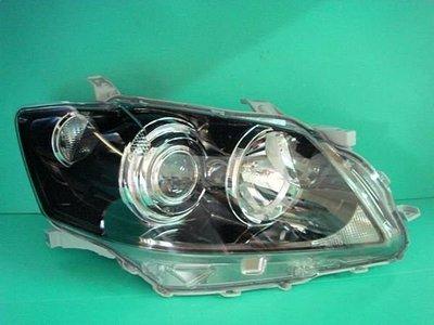 》傑暘國際車身部品《超人氣限量日本原廠CAMRY 07年燻黑自動轉向HID專用魚眼大燈(單顆)