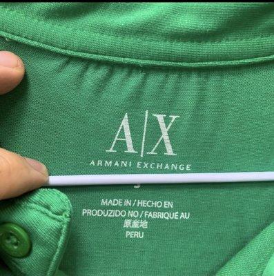 AX Armani Exchange 短袖 上衣 S