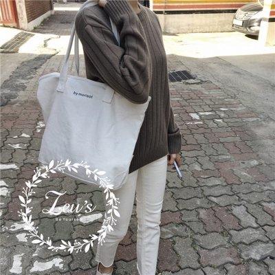 【ZEU'S】極簡風手提帆布包『 05119414 』【現+預】E