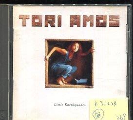 *真音樂* TORI AMOS / LITTLE EARTHQUAKES 二手 K31234 (無IFPI)