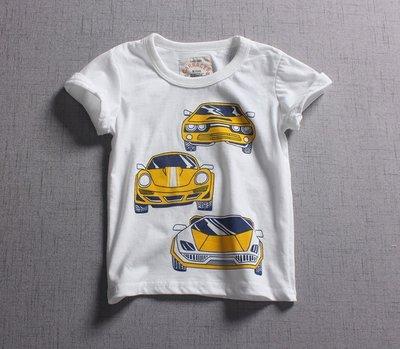 【Mr. Soar】 D246 夏季新款 歐美style男童短袖T恤 現貨