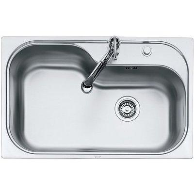 【路德廚衛】義大利Foster 1579660 原裝進口不銹鋼單水槽 高科技不鏽鋼水槽 歡迎來電詢問!