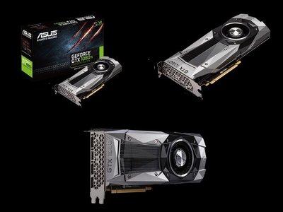 【捷修電腦。士林】缺貨 華碩 GTX1080TI-FE 11G DDR5 顯示卡  $24990