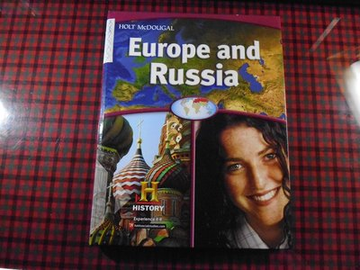 Holt McDougal Europe and Russia 2012 無畫記 9780547485959