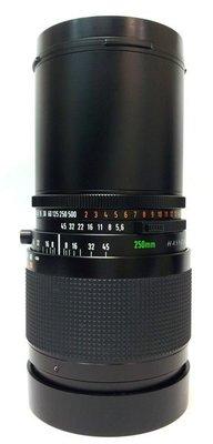 @佳鑫相機@(中古託售品)HASSELBLAD 哈蘇 Carl Zeiss Sonnar T* CF 250mmF5.6 Superachromat(SA)