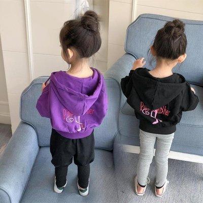嬰兒童裝秋裝新款女童寶寶外套小童開衫春秋上衣韓1-2-3-4歲