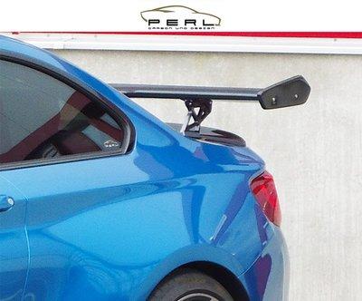 【樂駒】Perl Carbon Design BMW M2 F87 Carbon 碳纖維 立式 尾翼 空力 外觀