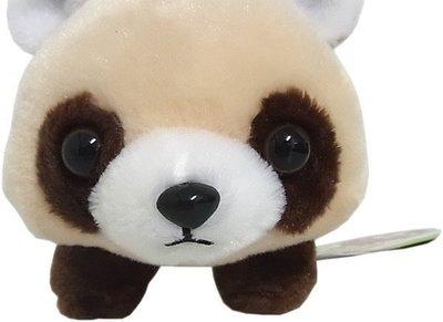全新超可愛浣熊