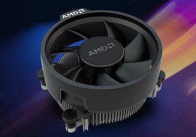 AMD Wraith Stealth 風扇  r5 3600 r5 2600  鋁底風扇散熱器(全新現貨)-amd原廠