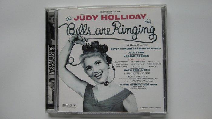 Judy Holiday: Bells are Ringing 自藏音樂劇CD Sony出品