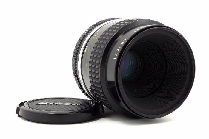 【台中青蘋果】Nikon 55mm f2.8 手動對焦 二手 鏡頭 #02306