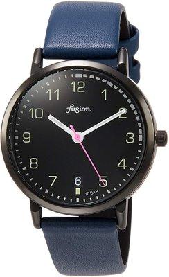 日本正版 SEIKO 精工 ALBA Fusion 70年代 AFSJ401 手錶 皮革錶帶 日本代購