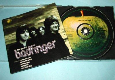 Badfinger The Best Of Badfinger荷蘭版CD唱片
