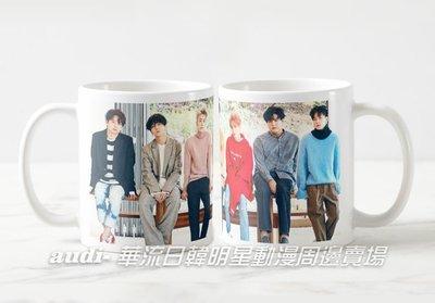 【現貨】Super Junior SJ 馬克杯 始源 利特 希澈 圭賢 銀赫 東海 藝聲 馬克杯 水杯 咖啡杯 來圖訂做