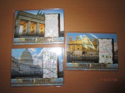 網拍讀賣~Brandenburg Gate/ Capitcl Hill/ Sri Harmandir Sahib~