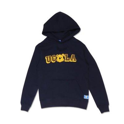 Freaky House-日本Audience UCLA Bear Hoodie小熊美國大學連帽衛衣帽衫T海軍藍