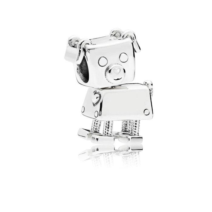 【金永珍珠寶鐘錶】實體店面*PANDORA潘朵拉 保證原廠真品 797551EN12 機器狗 秒殺現貨*