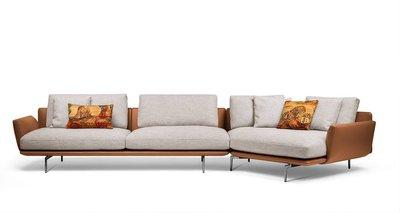 [米蘭諾家具]訂製款 複刻Poltrona Get Back 經典沙發 現代沙發 休閒風 設計師款 台灣製造
