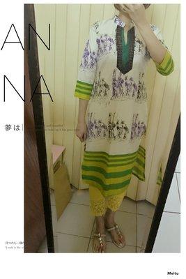 3. 壁畫傳說版庫塔 Designer's Kurta (庫緹 Kurti) 印度舞衣服飾 上衣 寶萊塢設計師款