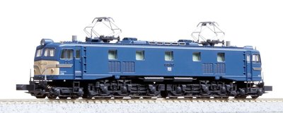 [玩具共和國] KATO 3049-2 EF58 150 宮原機関区 ブルー