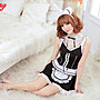 Cosplay Maid mini dress skirt outfits costumes Đồ lót sexy