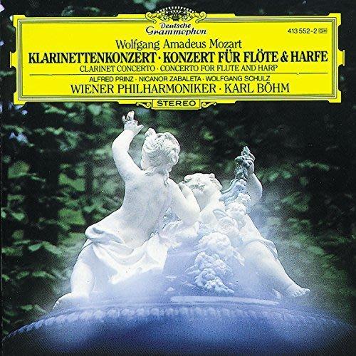 【優惠】莫札特:豎笛協奏曲KV.622 Clarinet Concerto / 普林茲 --- 4135522