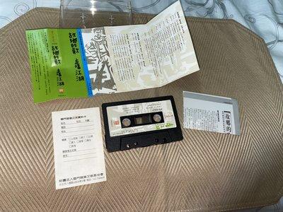 【李歐的音樂】雲門舞集1980年代我的鄉愁我的歌 蔡振南 心事誰人知 舊情綿綿 陳達 思想起 錄音帶