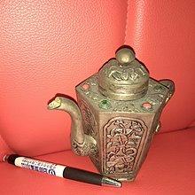 古董壺擺飾