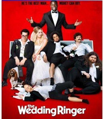 【藍光電影】定制伴郎/伴郎友沒友 The Wedding Ringer(2015) 65-030