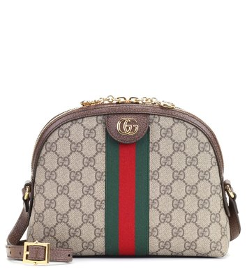 架上品Gucci Ophidia GG Small shoulder 貝殼肩背斜背包 ~ 32800
