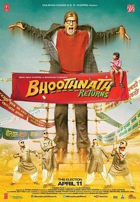 【藍光電影】鬼納特歸來 Bhoothnath Returns(2014)印度 119-010