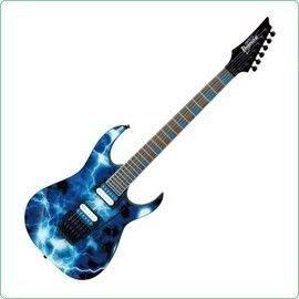 ☆ 唐尼樂器︵☆ Ibanez 紀念限量版 RGRG011LTD 藍色閃電電吉他(舞台超亮眼)