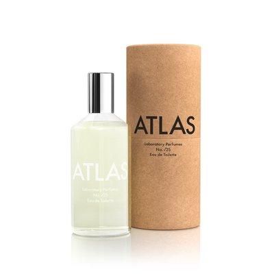 Freaky House-英國倫敦Laboratory Perfumes ATLAS阿特拉斯菸斗香草乾草中性香水