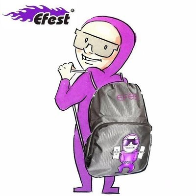 {MPower} Efest Cartoon characters Backpack bag 背囊 背包 - 原裝正貨