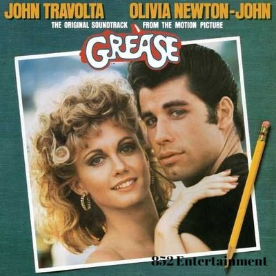 OST Grease (40th Anniversary) 2LP黑膠唱片 2018  (包郵)