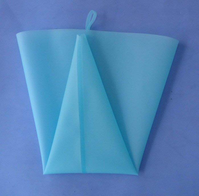 Amy烘焙網:(小號)食品級矽膠奶油擠花袋/餅乾擠花袋/裝飾蛋糕