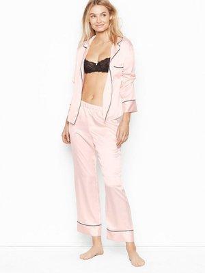 ☆°╮VS流行館╭°☆維多利亞的秘密Victorias Secret◎高級綢緞家居服睡衣(現貨在台)