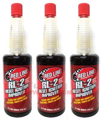 【可刷卡】紅線 REDLINE RL-2 柴油精  大容量高濃度包裝 非低容量稀釋版 DFC